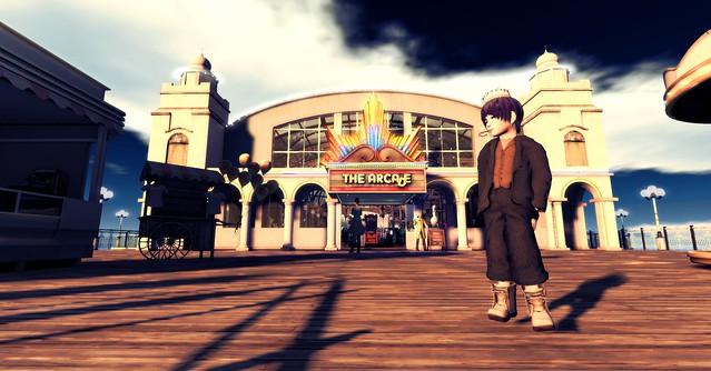 Arcade Return trip