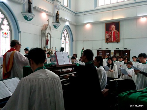 The Choir of the Risen Christ