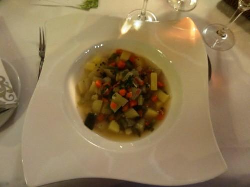 Restaurant Scharf Harburg winterliche Gemüsesuppe