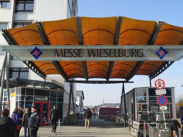 Eingang Messe Wieselburg