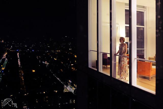 Sul grattacielo