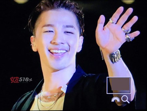 BIGBANG FM Chengdu 2016-07-03 Taeyang (2)
