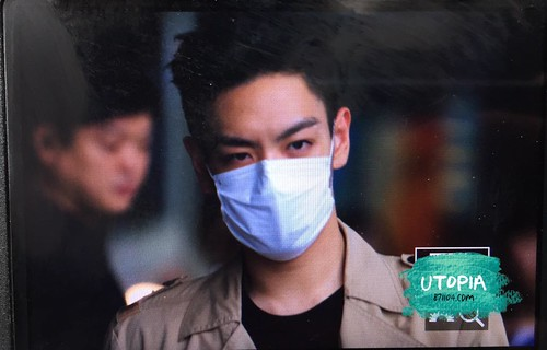Big Bang - Incheon Airport - 13jul2015 - Utopia - 02