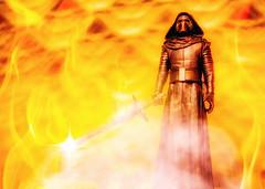 Kylo Ren Inferno