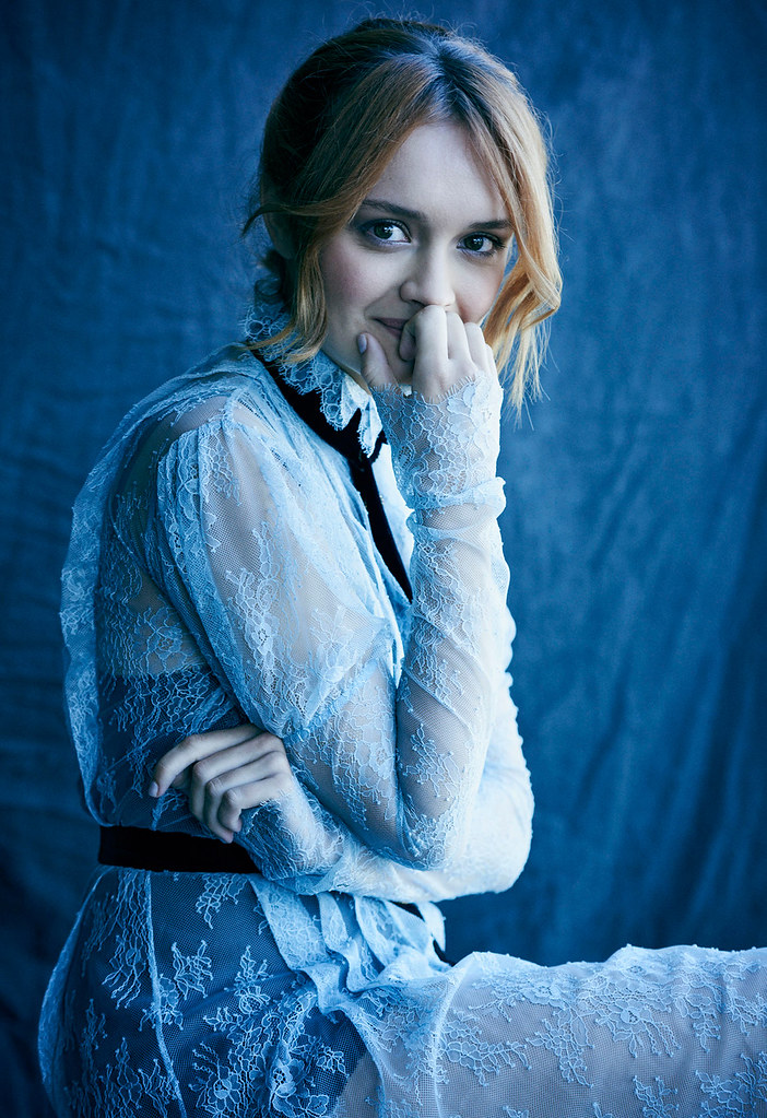 Оливия Кук — Фотосессия для «Кэти прощается» на «TIFF» 2016 – 14