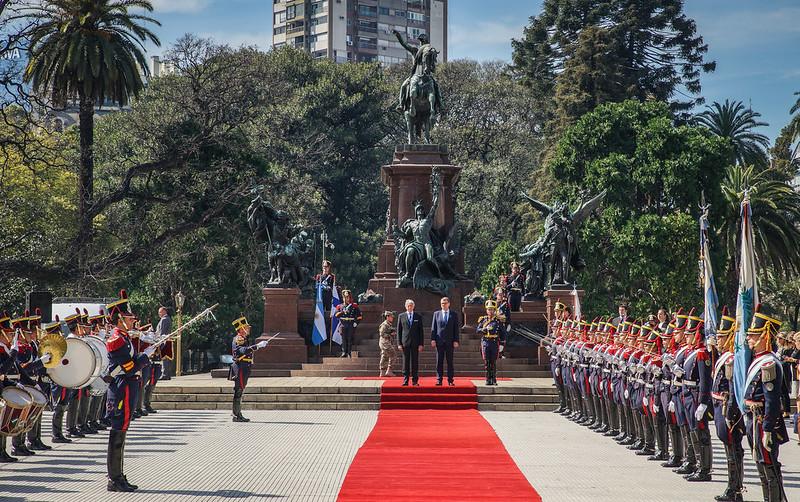 Finnish PM in Argentina Buenos Aires Argentiina juha sipilä