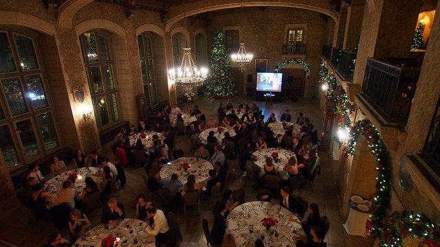 Christmas Party At Banff Springs Hotel Flickr Photo