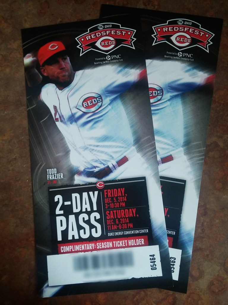Reds Fest tickets