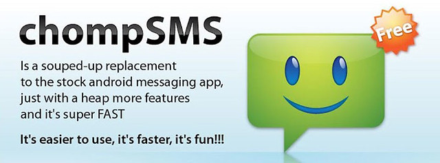 Top Five Text Message Replacement Applications for Android