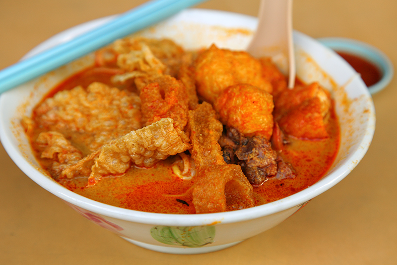 Curry-Laksa