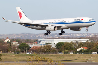 F-WWCE // B-5958 Air China Airbus A330-343 - cn 1587
