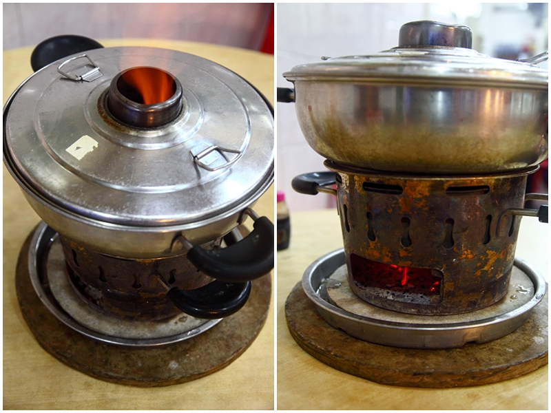 Charcoal Steamboat Stove