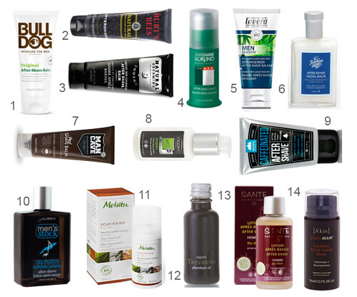 Holiday Organic Grooming Products for Men