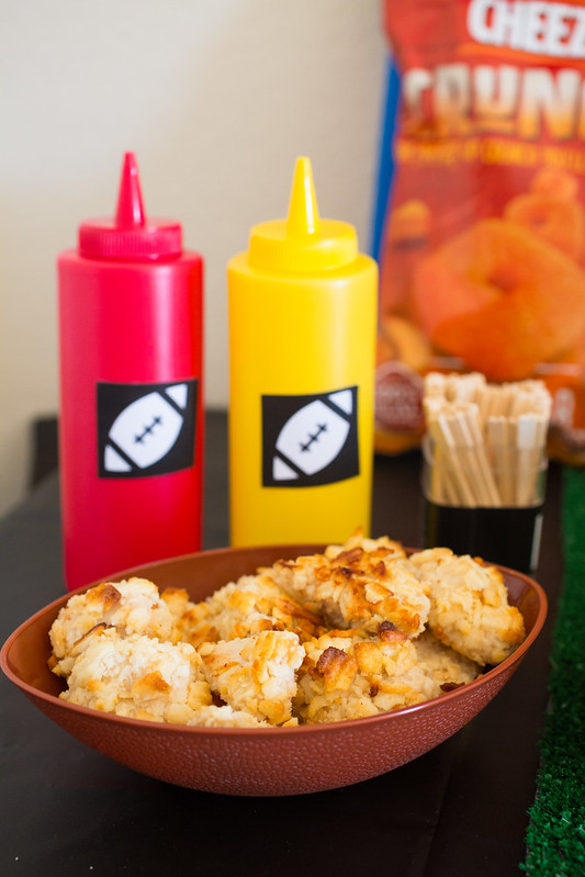Football Party Snacks
