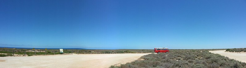 #homeJames on the Nullarbor