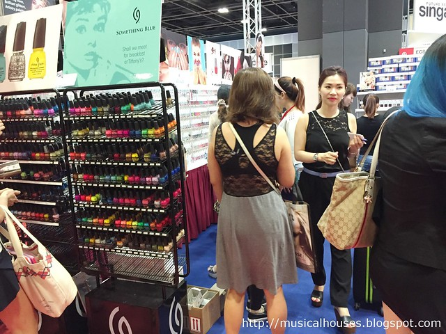 Beauty Asia 2015 United Nail Supply Nail Polish