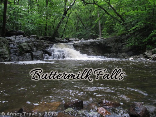Buttermilk Falls, Mendham, NJ