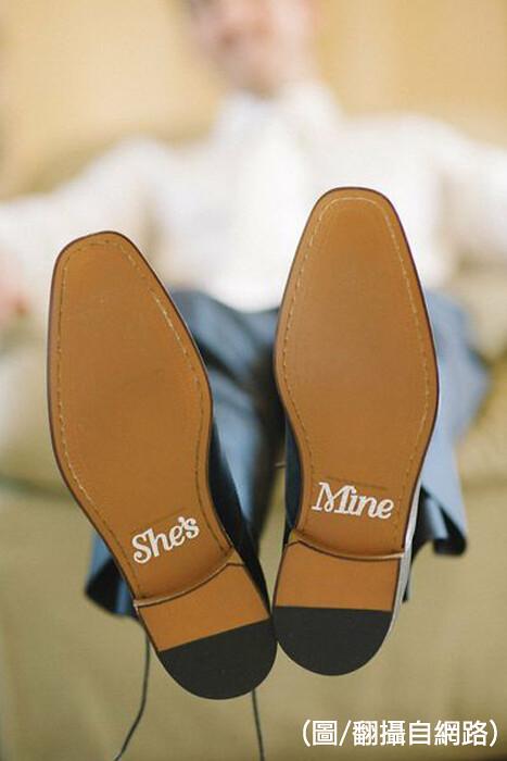 新嫁娘-鞋底字