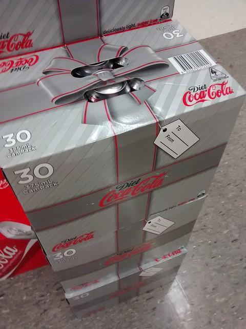 Diet coke xmas