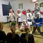 2014 Brownie Nativity Play