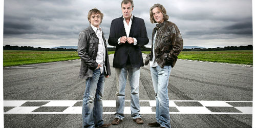 Top Gear back to BBC America this January 12