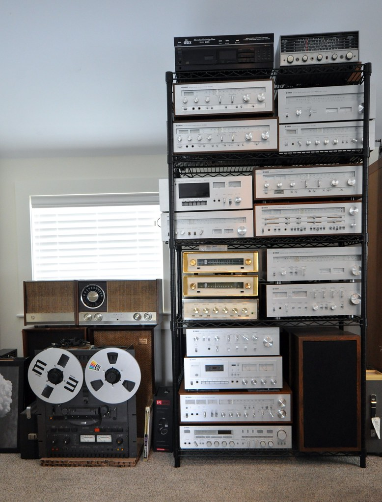 Yamaha amplifiers — Polk Audio