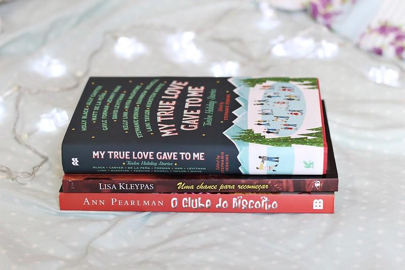 livros natalinos - chritmas books