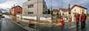 Panorama de Martutene el 27 de febrero de 2015