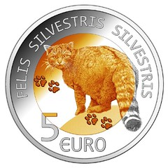 Luxembourg 5 Euro obverse