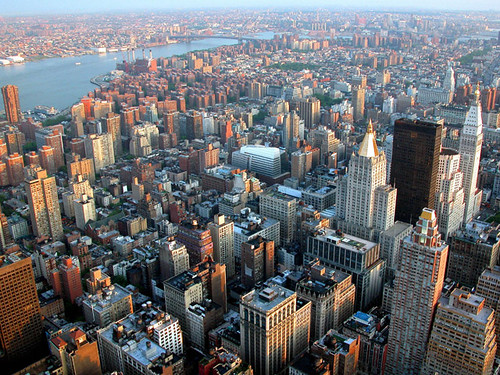 Новий Вавилон: Нью-Йорк потребує перекладачів— третина жителів міста перестали розуміти англійську