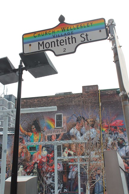 place toronto meeting Gay