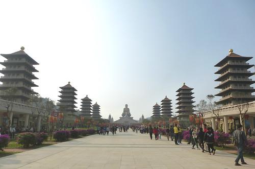 Ta-Kaohsiung-Nouvel An-Temple Foguanshan (11)
