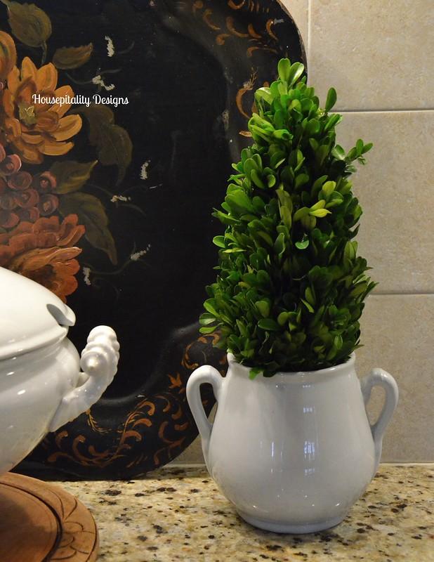 Ironstone Sugar Bowl-Housepitality Designs