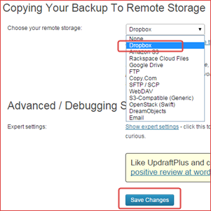 4 Ways to Backup Your WordPress Site – Perrinator com