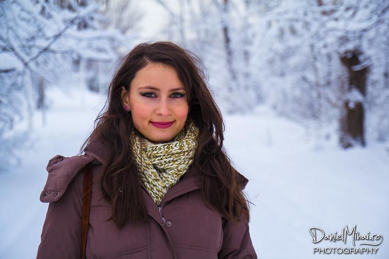 Andreea by Daniel Mihai