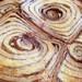 Cinnamon Bread Custard with Fresh Berries