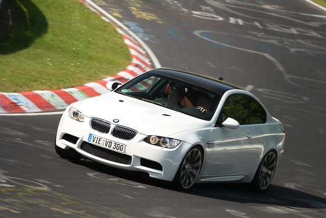 BMW E92 M3 1
