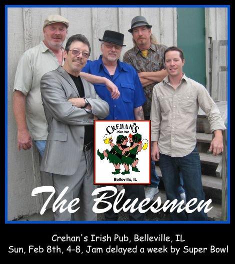 The Bluesmen 2-8-15