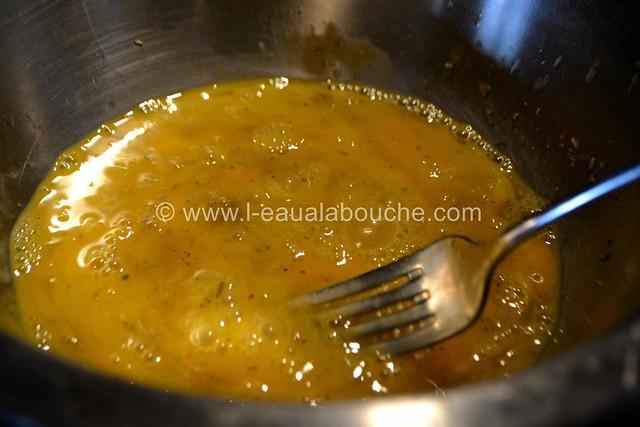 Omelette de Haricots Verts © Ana Luthi Tous droits réservés 006
