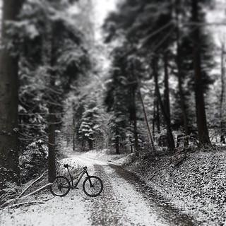 SnowRide #specialized #camber_expert_evo #winterpokal #winter #2015 #wisenberg #perfektesbaselbiet #mtb #mountainbiking