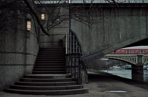 gothic steps...