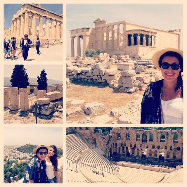 Acropolis Collage