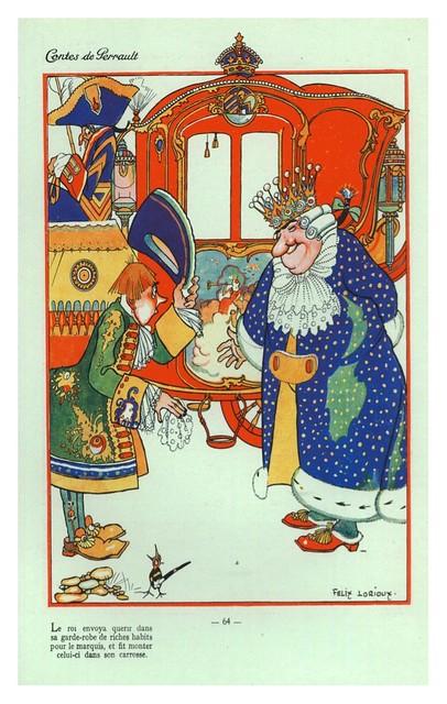 012-Contes de Perrault-1926. Ilt. Por Lorioux -© Universitätsbibliothek Braunschweig