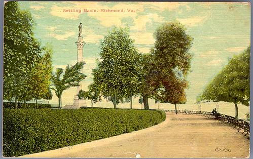 Settling Basin, Richmond, Va.