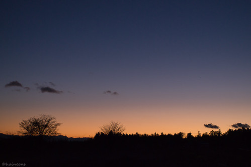 Jan/12 Venus and Mercury