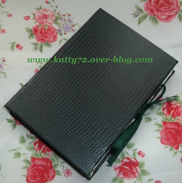 Porte bloc-notes en cartonnage (2)