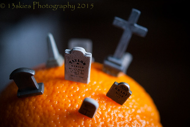 Orange Hill Cemetary