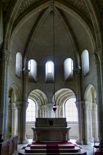 Morienval -  Notre-Dame