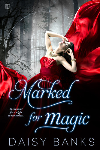 Marked for Magic - NetGalley