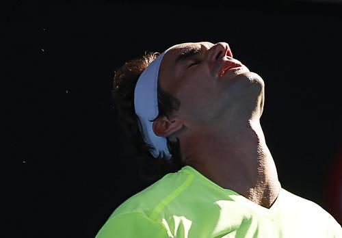 El tenista suizo Roger Federer había llegado a las semifinales del torneo australiano desde 2004Foto Reuters